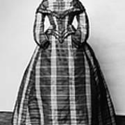 Fashion: Dress, C1865 Poster