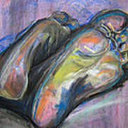 Feet Poster