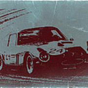 Ferrari Gto Poster
