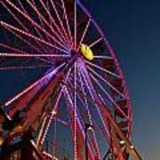 Ferris Wheel 1 Poster