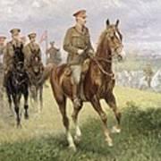 Field Marshal Haig Poster by Jan van Chelminski