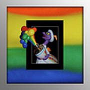Figments Rainbow Of Colors Poster