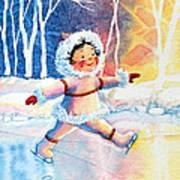 Figure Skater 11 Poster