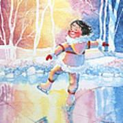 Figure Skater 13 Poster
