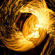 Fire Juggling 02 Poster