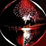 Fireball Lake Poster