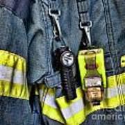 Fireman - The Fireman's Coat Poster