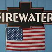 Firewater Poster