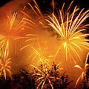 Fireworks Finale Poster