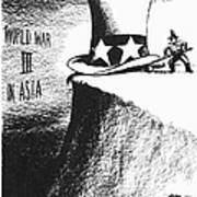 Firing Of Macarthur, 1951 Poster