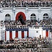 First Inauguration Of Bill Clinton Poster