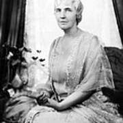 First Lady Lou Henry Hoover 1874-1944 Poster by Everett