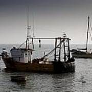 Fishing Boat Essex Poster