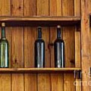 Five Bottles Poster