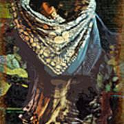 Flamenco Series No 1 Poster