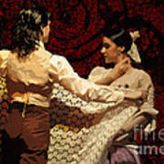 Flamenco Series No 3 Poster