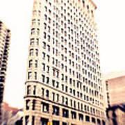 Flatiron Building Nyc Poster