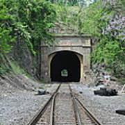 Flatrock Tunnel Poster