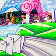 Floating Thru Mardi Gras 4 Poster