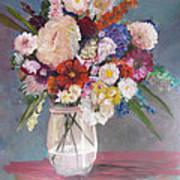 Floral # 2 Poster