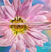 Floral 'n' Water Art 5 Poster