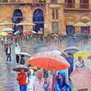 Florence Spring Poster