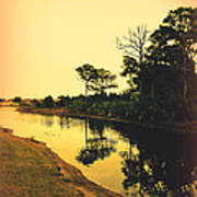 Florida Landscape II Poster