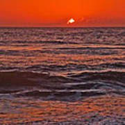 Florida Sunrise Poster