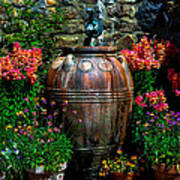 Flower Potts Poster