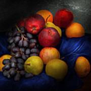 Food - Fruit - Fruit Still Life  Poster