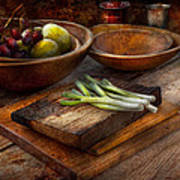 Food - Vegetable - Garden Variety Poster