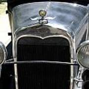 Ford A 1931 Headlights Poster