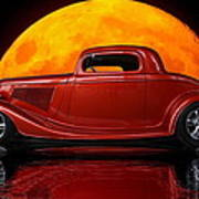 Ford Coupe Poster