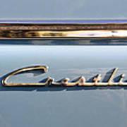 Ford Crestline Poster