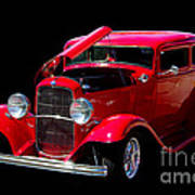 Ford Vicky 1932 Poster