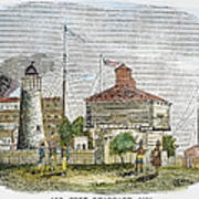 Fort Dearborn, 1830 Poster