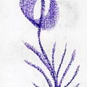 Fortune Flower Poster