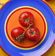 Four Tomatoes  Poster