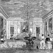 France: Royal Visit, 1855 Poster