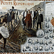 France: Socialism, 1900 Poster