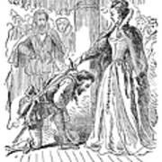 Francis Drake (1540?-1596) Poster by Granger