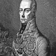 Francis II (1768-1835) Poster
