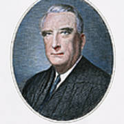 Frederick Vinson (1890-1953) Poster