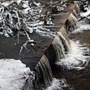 Frigid Falls Poster