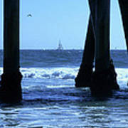 From Under The Pier Poster