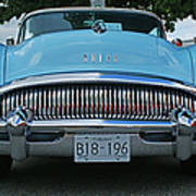 Frowning Buick Poster