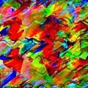 Frozen Colors Poster