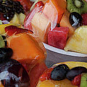 Fruit Cup Poster