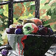 Fruit In Autumn Poster