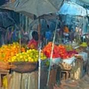 Fruit Market Poster